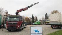 Plac Agron Haxha Truck GmbH