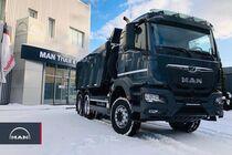 Plac Avanti grup, oficialnyy diler MAN Truck & Bus Ukraine