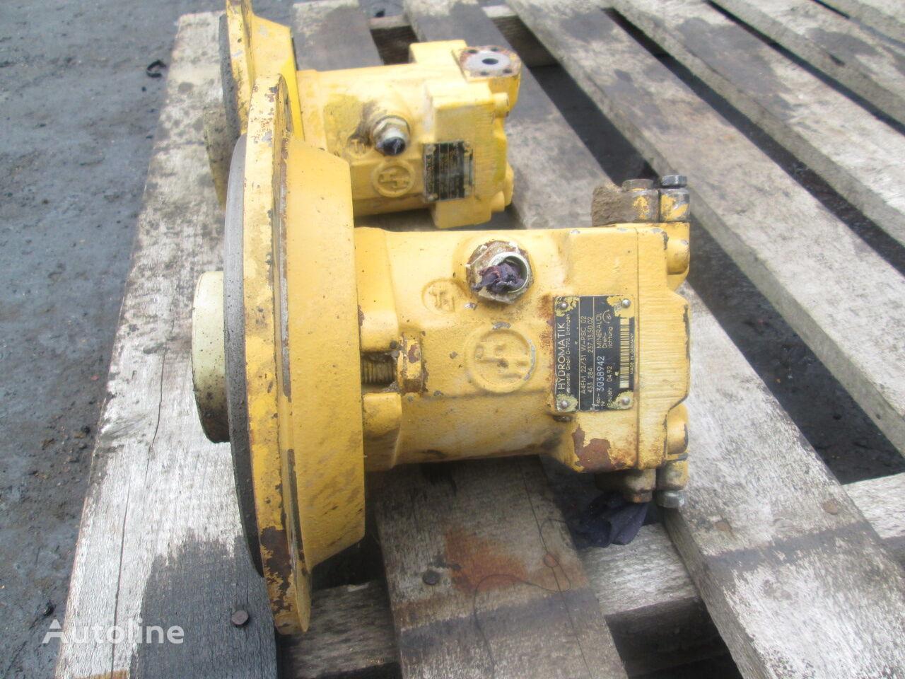 pompa hydrauliczna Hydromatik A4FM22 do walca