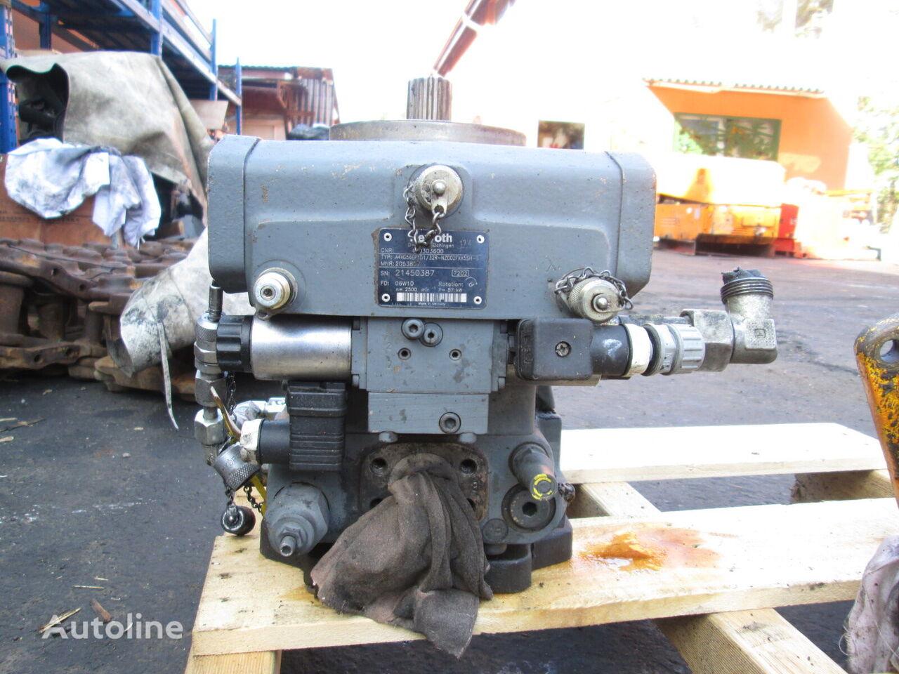 pompa hydrauliczna Rexroth A4VG56EP1D1 do ładowarki kołowej