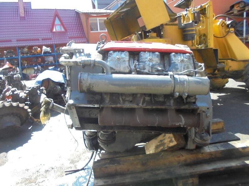 silnik DEUTZ 6V do ładowarki kołowej