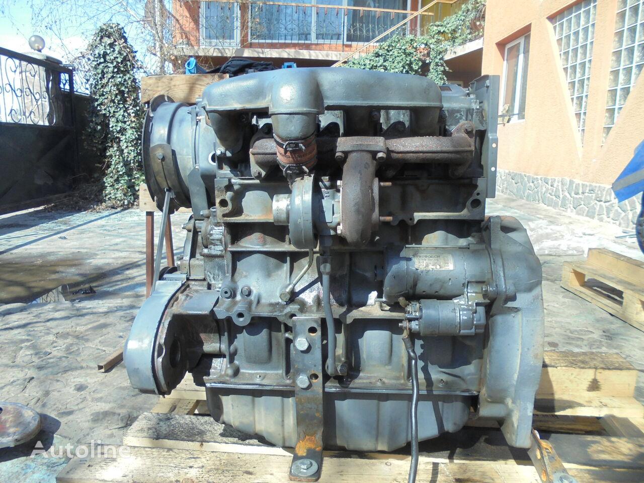 silnik DEUTZ BF4L1011F do ładowarki kołowej