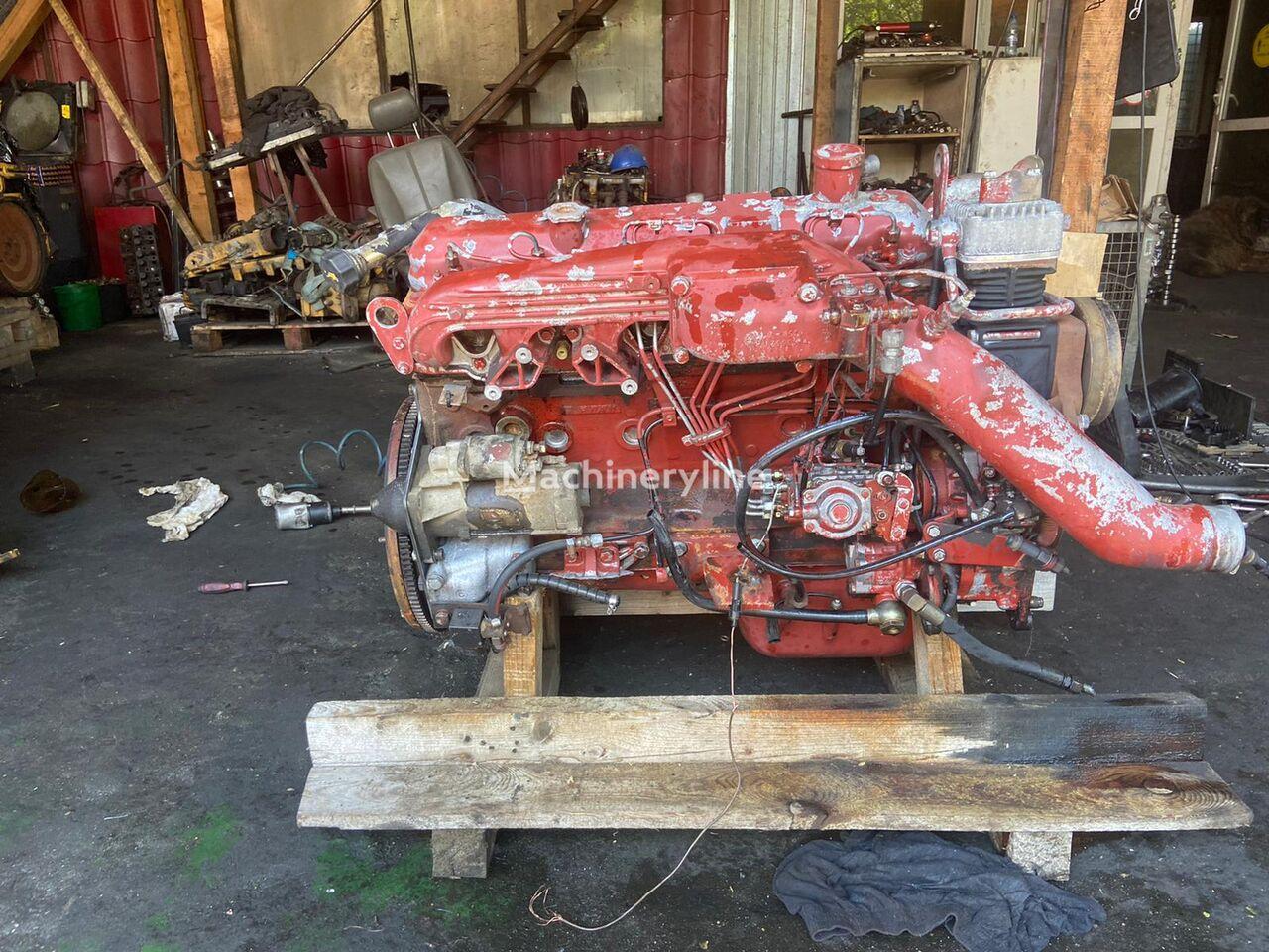 silnik FIAT 8060.45B do ładowarki kołowej