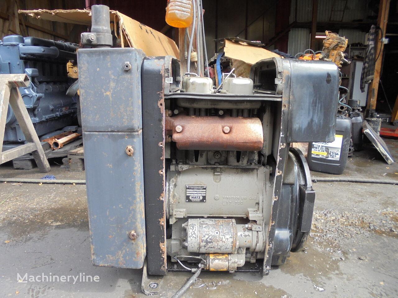 silnik Hatz 2L40C do innych maszyn budowlanych