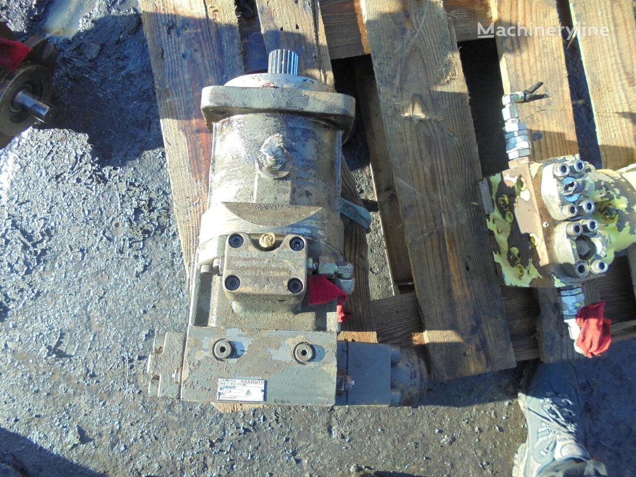 silnik hydrauliczny A6VM 107 HA 1/60 W - 210 / 30 do koparki
