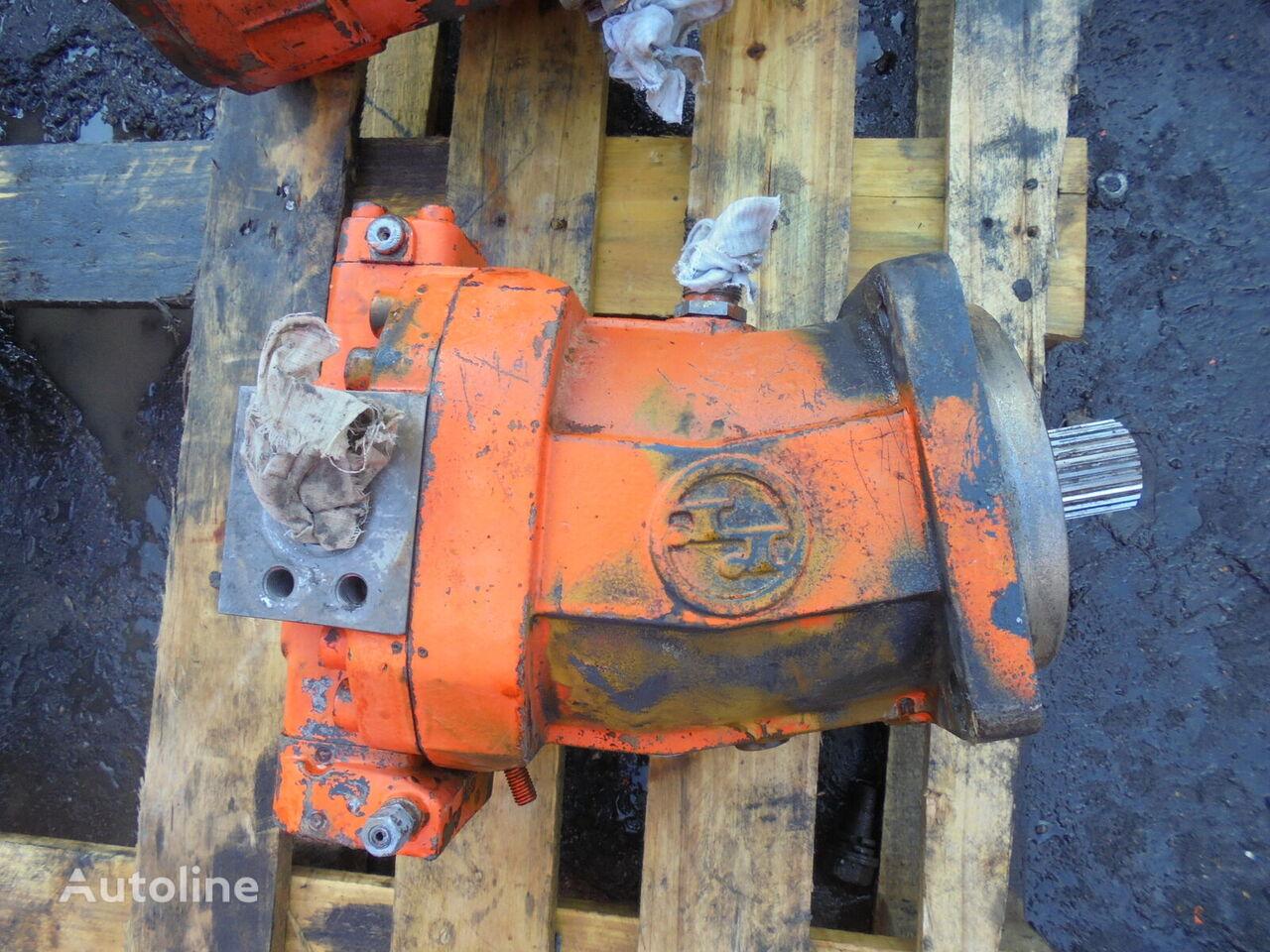 silnik hydrauliczny HYDROMATIK A6VM160DA7 do miniładowarki