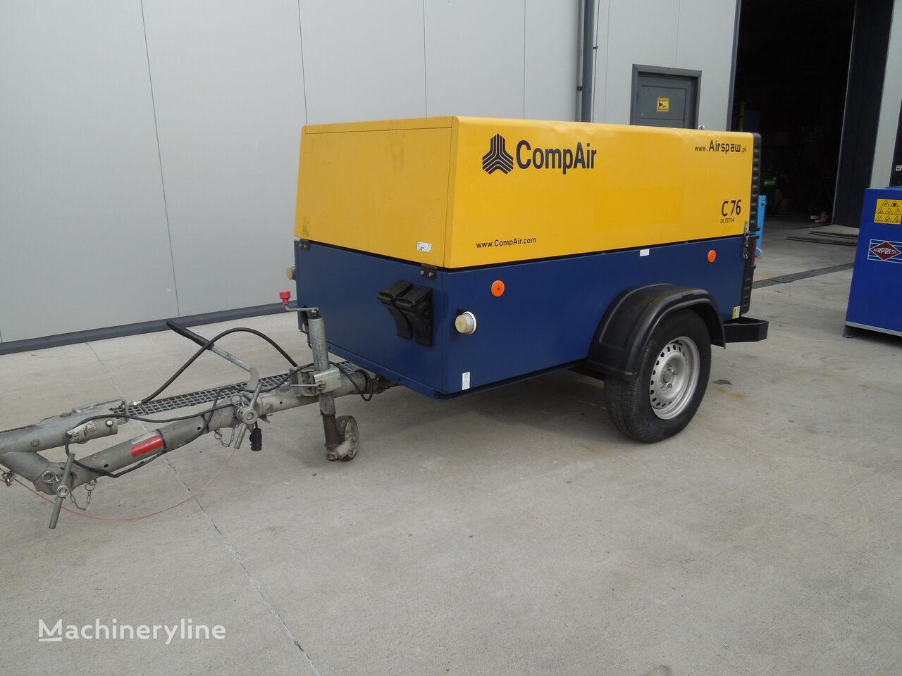 kompresor COMPAIR C76