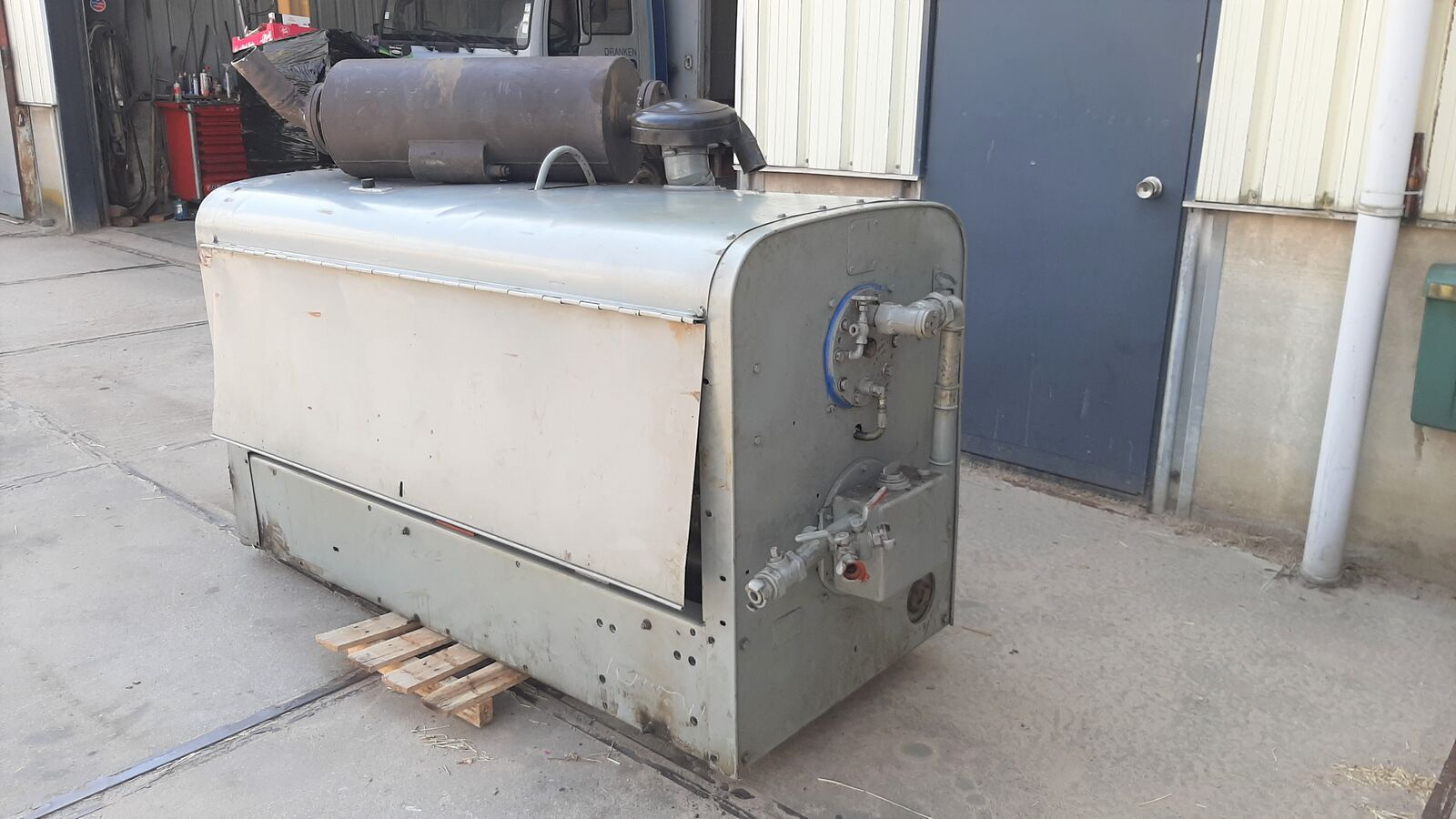 kompresor INGERSOLL RAND DR140 / 6481 hrs