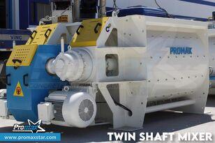 nowa betoniarka PROMAX 2 m3 /3 m3 TWIN SHAFT MIXER
