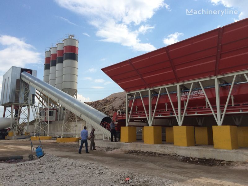 nowa betoniarnia PROMAX  STATIONARY Concrete Batching Plant S160-TWN (160m3/h)