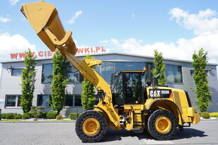 ładowarka kołowa CATERPILLAR 950K , 18.5t , Long reach 7m3 , SRS , weight , Fireward , A/C
