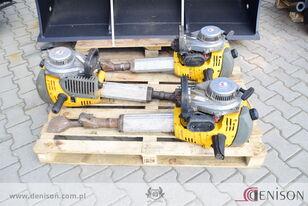 młot pneumatyczny Wacker Neuson BH55W , 28X160 , 55J , 26kg