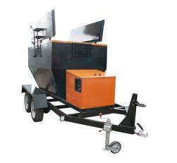 nowy palnik przemysłowy HOTBOX HB-2
