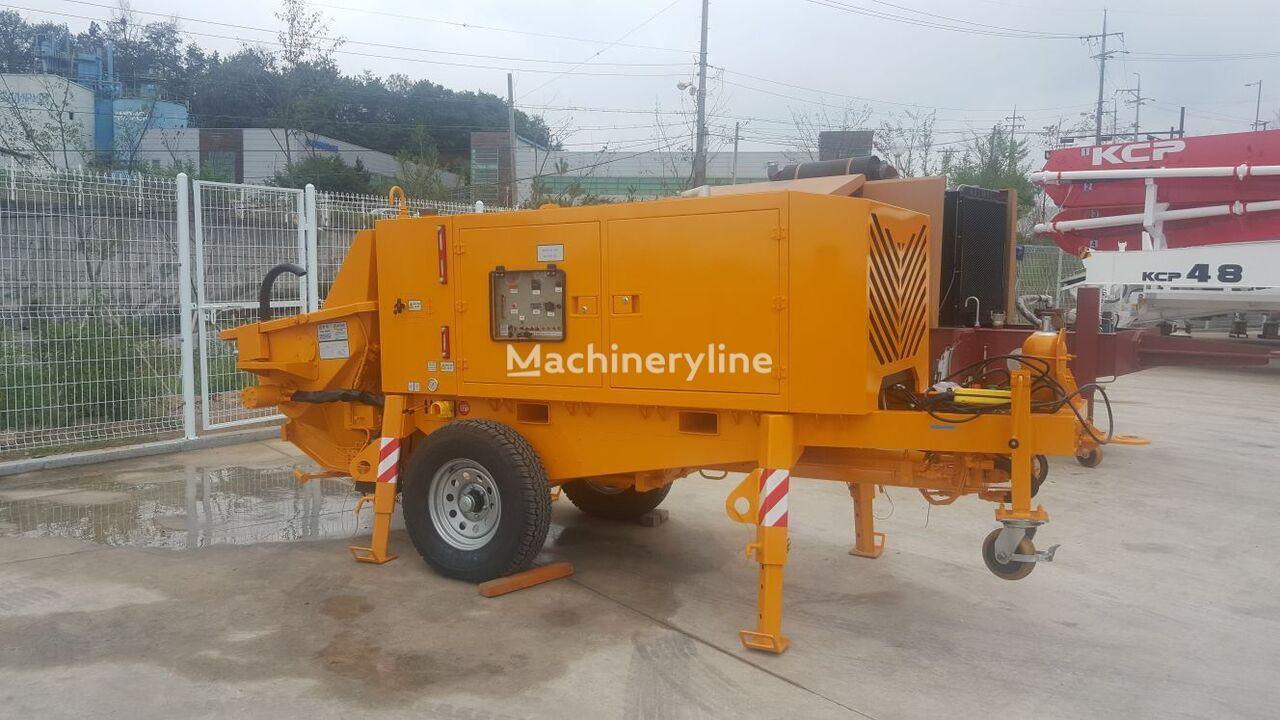 nowa stacjonarna pompa do betonu KCP KTP 60 - NUEVA -
