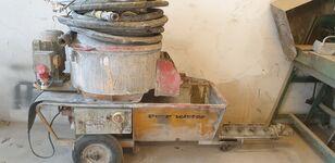 stacjonarna pompa do betonu PUTZMEISTER S5 EVTM