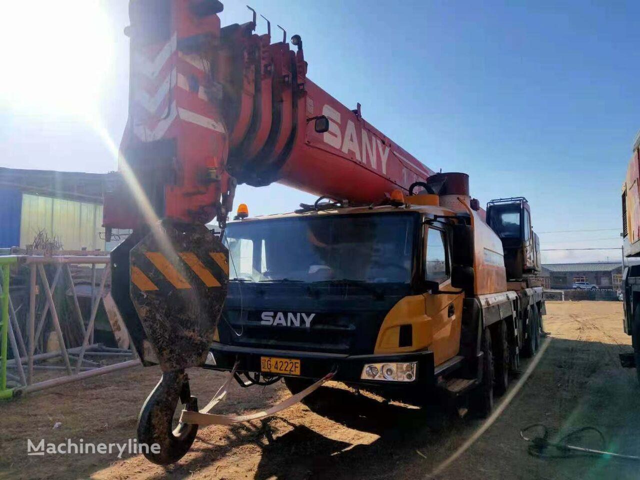 żuraw samojezdny SANY STC1000 100TON SANY CRANE