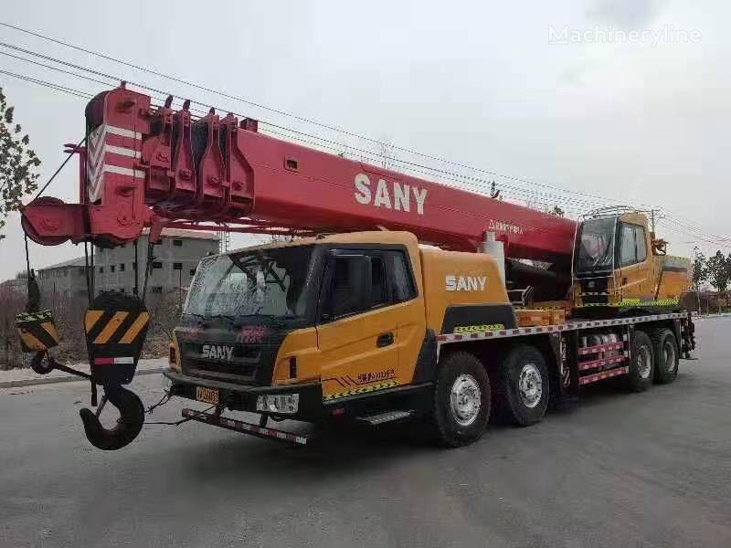 żuraw samojezdny SANY STC500 50TON SANY CRANE