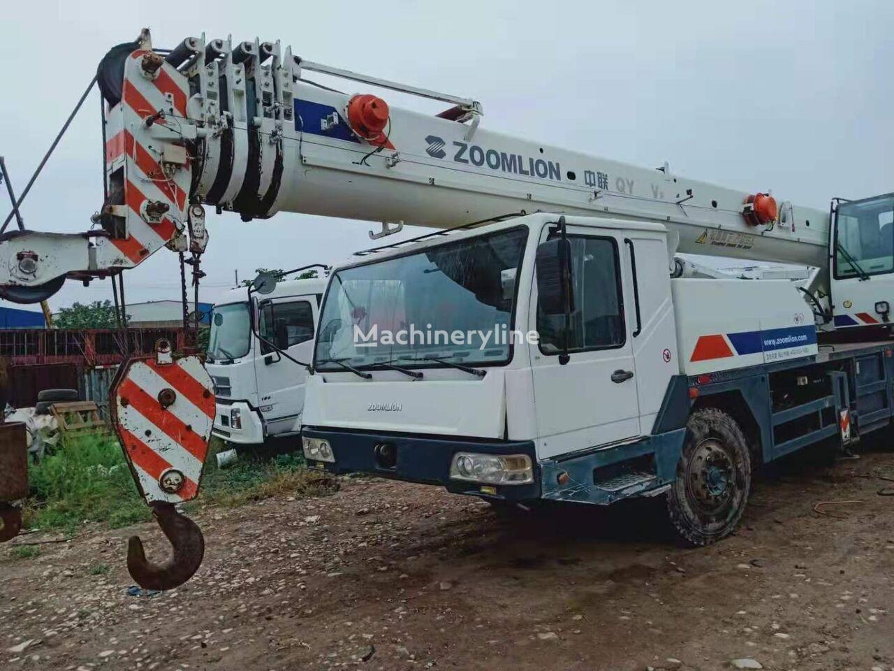 żuraw samojezdny ZOOMLION QY30V 30TON