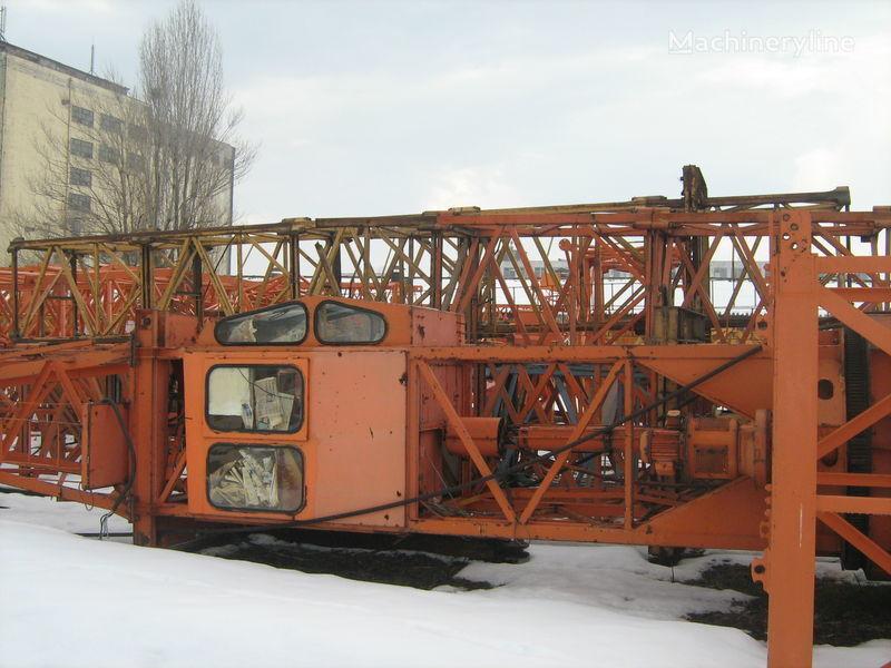 żuraw wieżowy LIEBHERR 90.1 HC