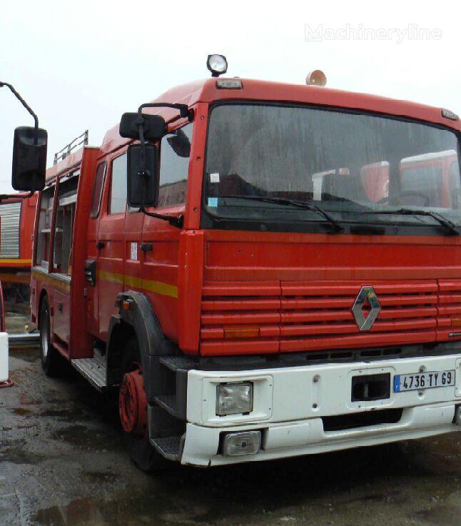 samochod pożarniczy RENAULT Manager Pożarniczy 8 miejsc