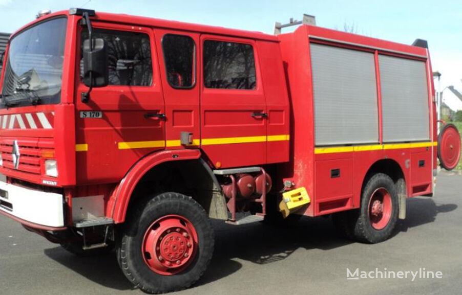 samochod pożarniczy RENAULT Midliner M170 4x4