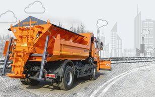 nowa wielofunkcyjna maszyna komunalna KAMAZ 53605 - КДМ 76-10