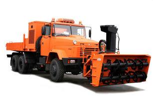 nowa wielofunkcyjna maszyna komunalna KRAZ 6511С4