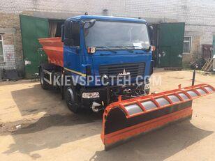nowa wielofunkcyjna maszyna komunalna MAZ 4371