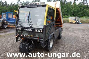 wielofunkcyjna maszyna komunalna MULTICAR Ladog T 1400 4x4x4 Kipper Kommunal Allrad Allradlenkung Motorsch