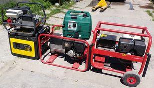 generator benzynowy SDMO Europower