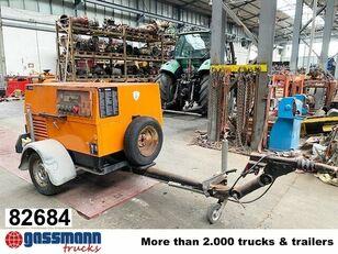 generator diesel BOSCH DDOD 8 S Notstromaggregat Bosch DDOD 8 S Notstromag