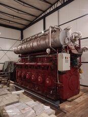 generator diesel MBU MTU MBH 6 VDG 48 / 42 AL  500 OBR / MIN SILNIK DO STATKU SILNIK