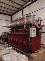 generator diesel MDW MTU 6 VDG 48 / 42 AL 2650 KW Elektrownia Spalinowa 2,5 MW 2500 K
